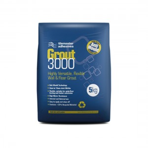 TileMaster Grout 3000 (Natural Grey)