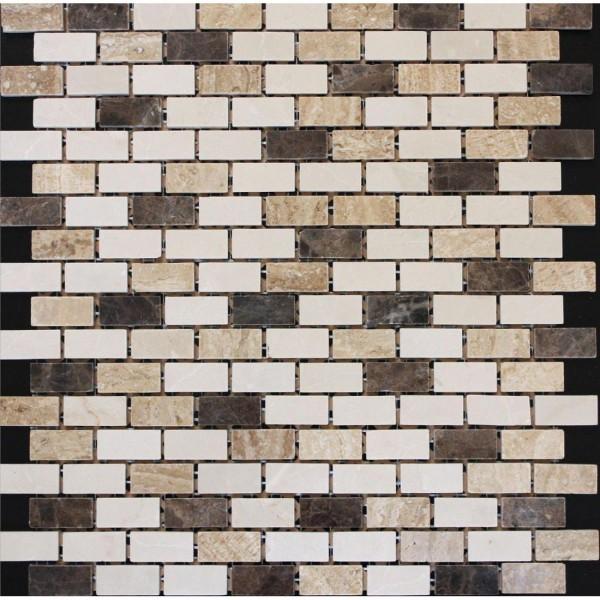 Los Angeles Brick (1.5x4.8) 30.5x30.5cm Beige