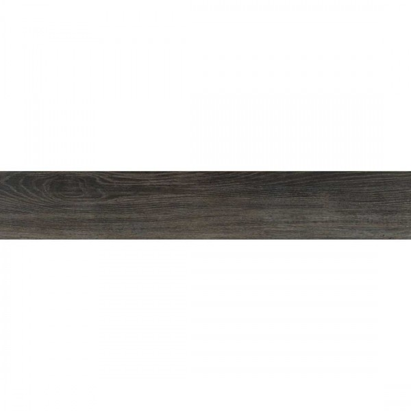 Olmo Wood 20x121cm Black Matt