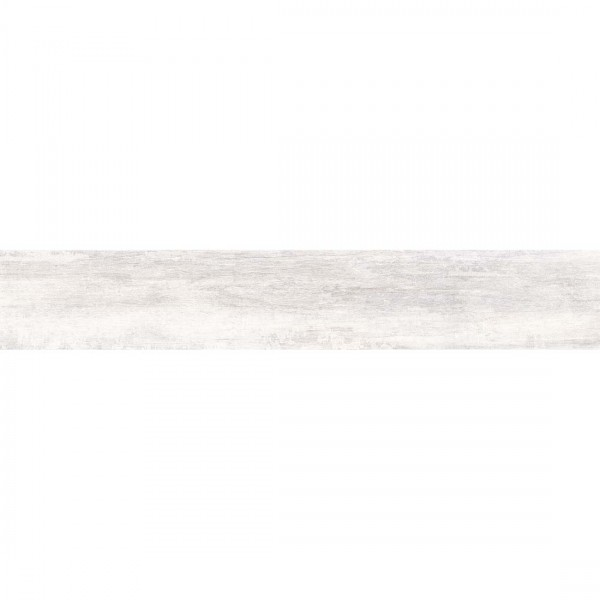 Earth Wood 20x120cm Blanco Matt