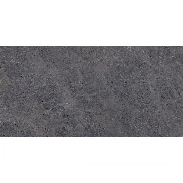 Breccia 30x60cm Anthracite Polished