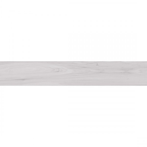 Norra Wood 20x120cm Light Grey Matt R10