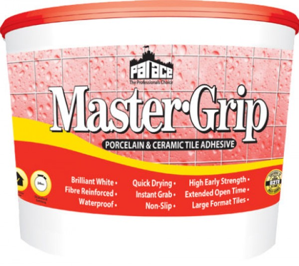 Palace MASTER GRIP ready mixed adhesive 15kg