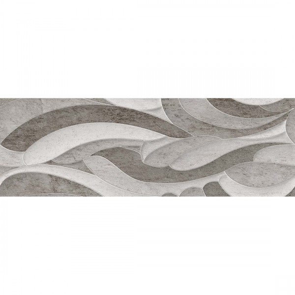 Etna Decor 25x75cm Light Grey