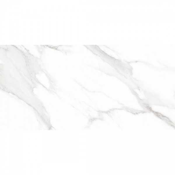Moon Marble 30x60cm White Gloss