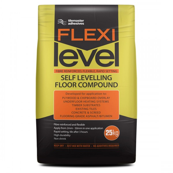 TileMaster Flexi Level 25KG
