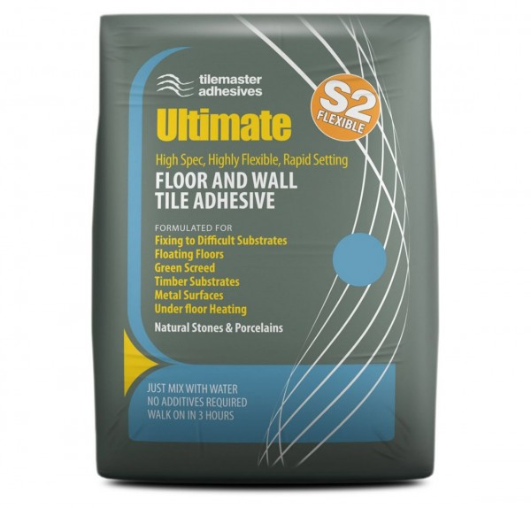 TileMaster Ultimate Grey 20KG