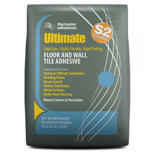 TileMaster Ultimate White 20KG